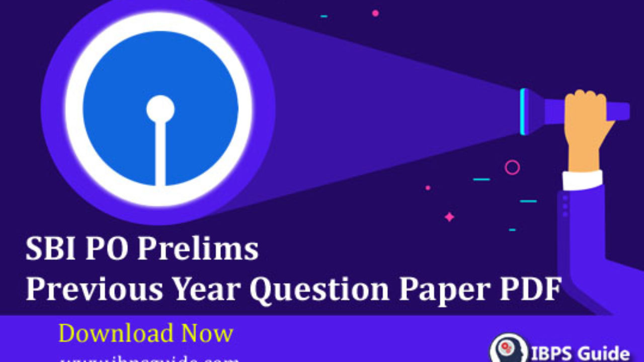 Study Material For Sbi Po Exam 2014 Pdf