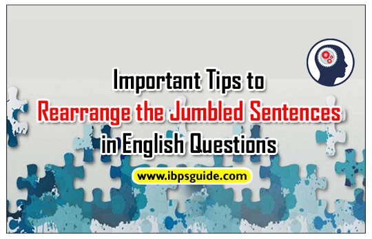 Important tips to rearrange the jumbled sentences in english questions ibookread Read Online