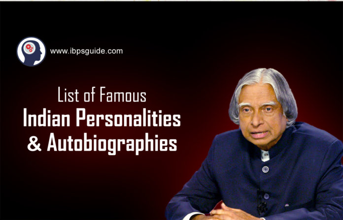 autobiography of great personalities