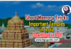 Famous Temples in India