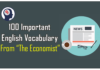 English Vocabulary in pdf