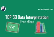 Important Data Interpretation Questions