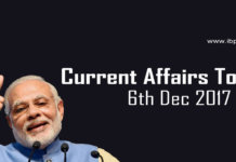 Current Affairs Today