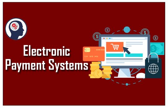 important points about electronic payment systems