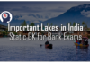 Largest Lake in India