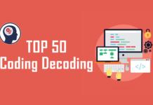 TOP 50 Coding Decoding
