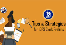 IBPS Clerk Preparation Tips