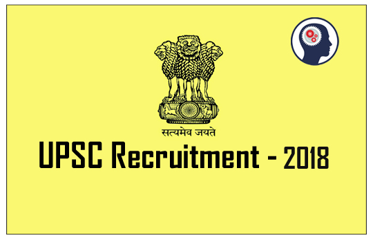 Image result for UPSC Recruitment 2018- 892 Vacancies