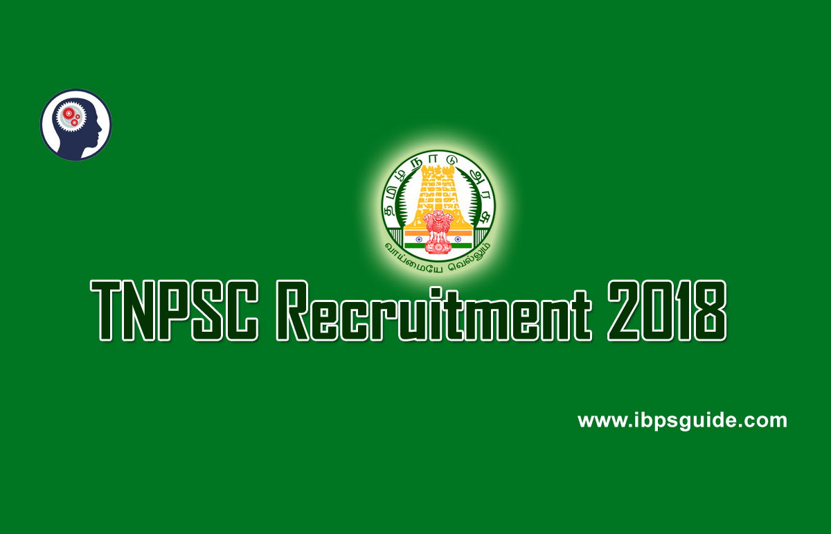 TNPSC Notification 2018 | Apply Online-Assistant