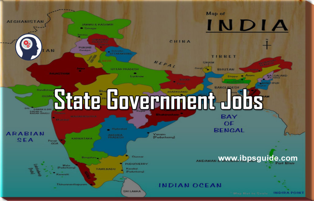 State Government Jobs in India 2019 - More than 5 Lakhs