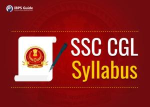 SSG-CGL-syllabus