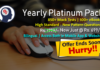 Yearly Platinum Package