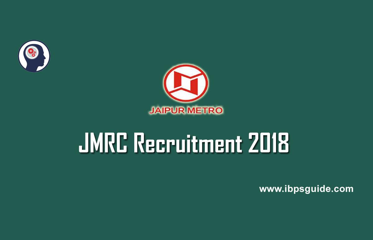 JMRC Recruitment 2018   Senior Executive Officer & JMRC Jobs on pune metro, hyderabad metro, kochi metro, rams 2012 metro, lucknow metro, beijing metro, bangalore metro,