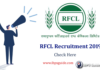 RFCL Recruitment 2019