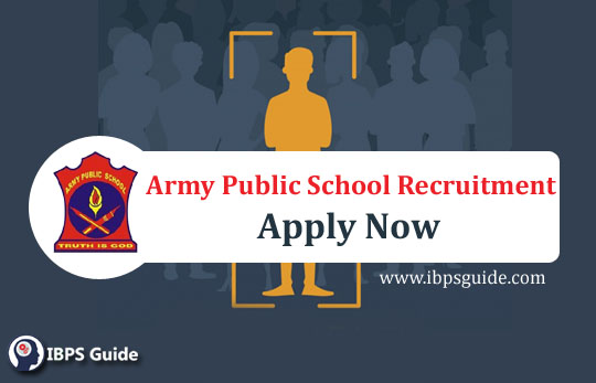 Army Public School Recruitment 2019: Apply here for Army School Vacancy