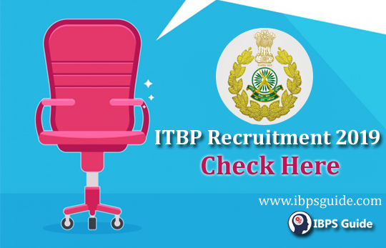 ITBP Recruitment 2019: 121 GD Constable Post | Apply Online Here