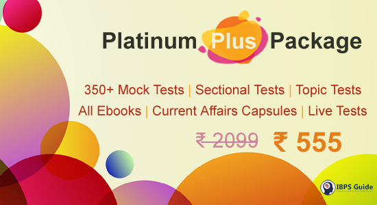 Bank Platinum Pack Mock test