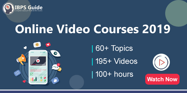 Online Banking video course