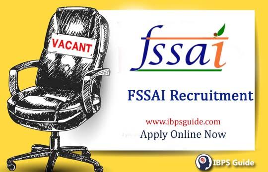 FSSAI Recruitment Notification 2019: Official Notice For FSSAI Jobs