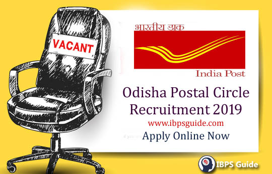 Odisha Postal Circle Recruitment 2019: Last Date Extended To