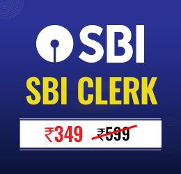 SBI Clerk Combo Mock Test