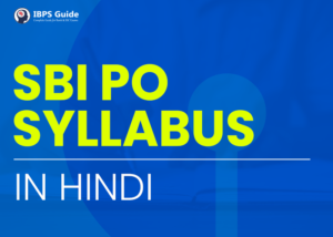 SBI-PO-Syllabus-in-Hindi