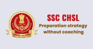 ssc chsl preparation strategy
