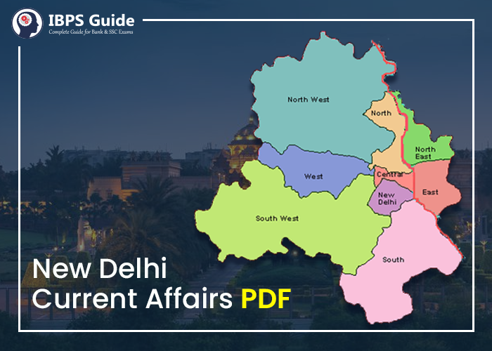 New Delhi Current Affairs PDF