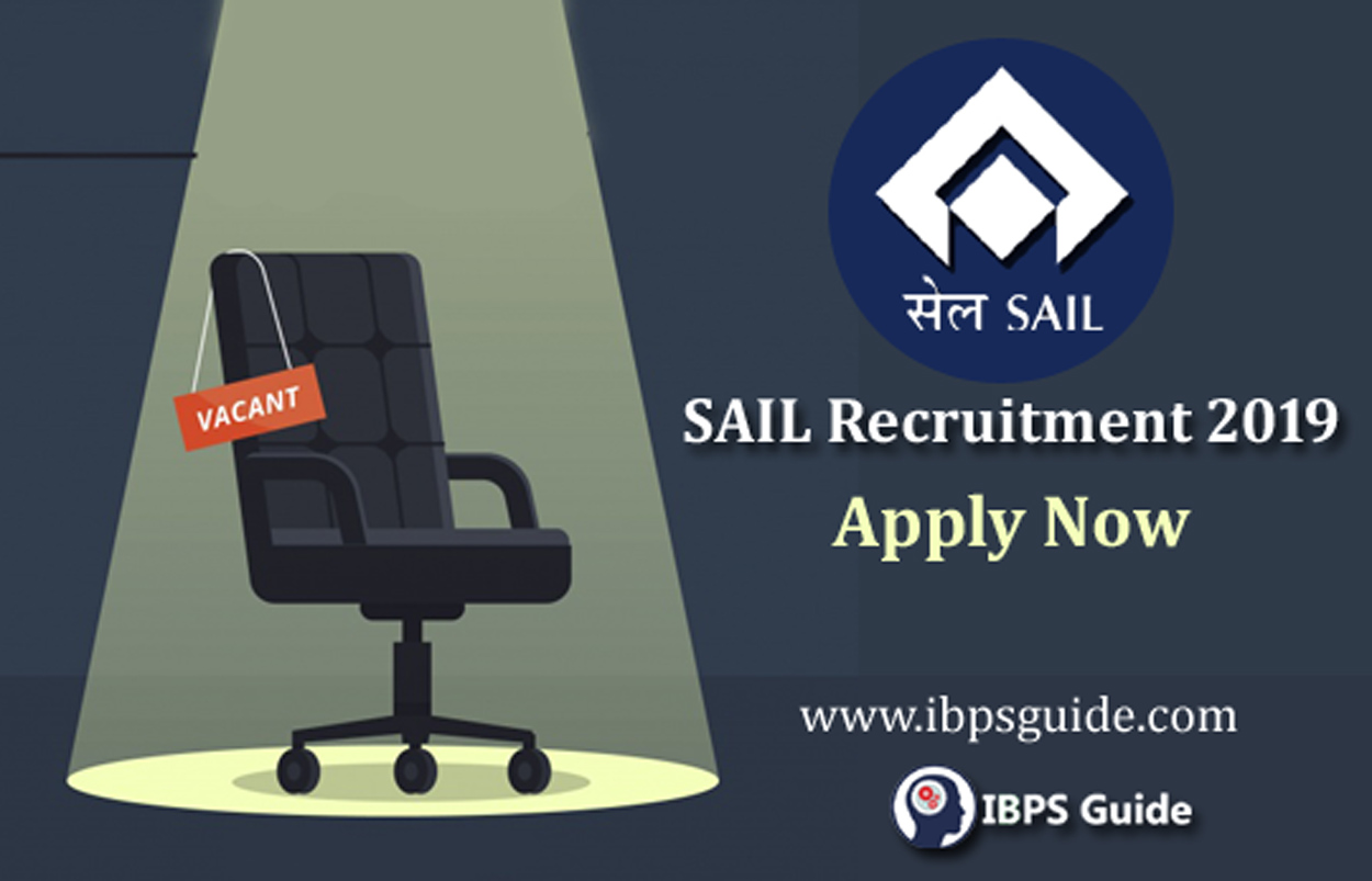 SAIL Recruitment 2019: Apply Online For Various Paramedical