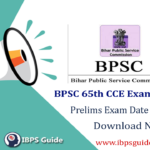 BPSC Mains Exam Date 2019: Check Your Details Here