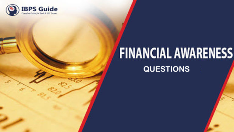 IBPS  PO/Clerk  2019 – Financial Awareness Questions (Day – 147)