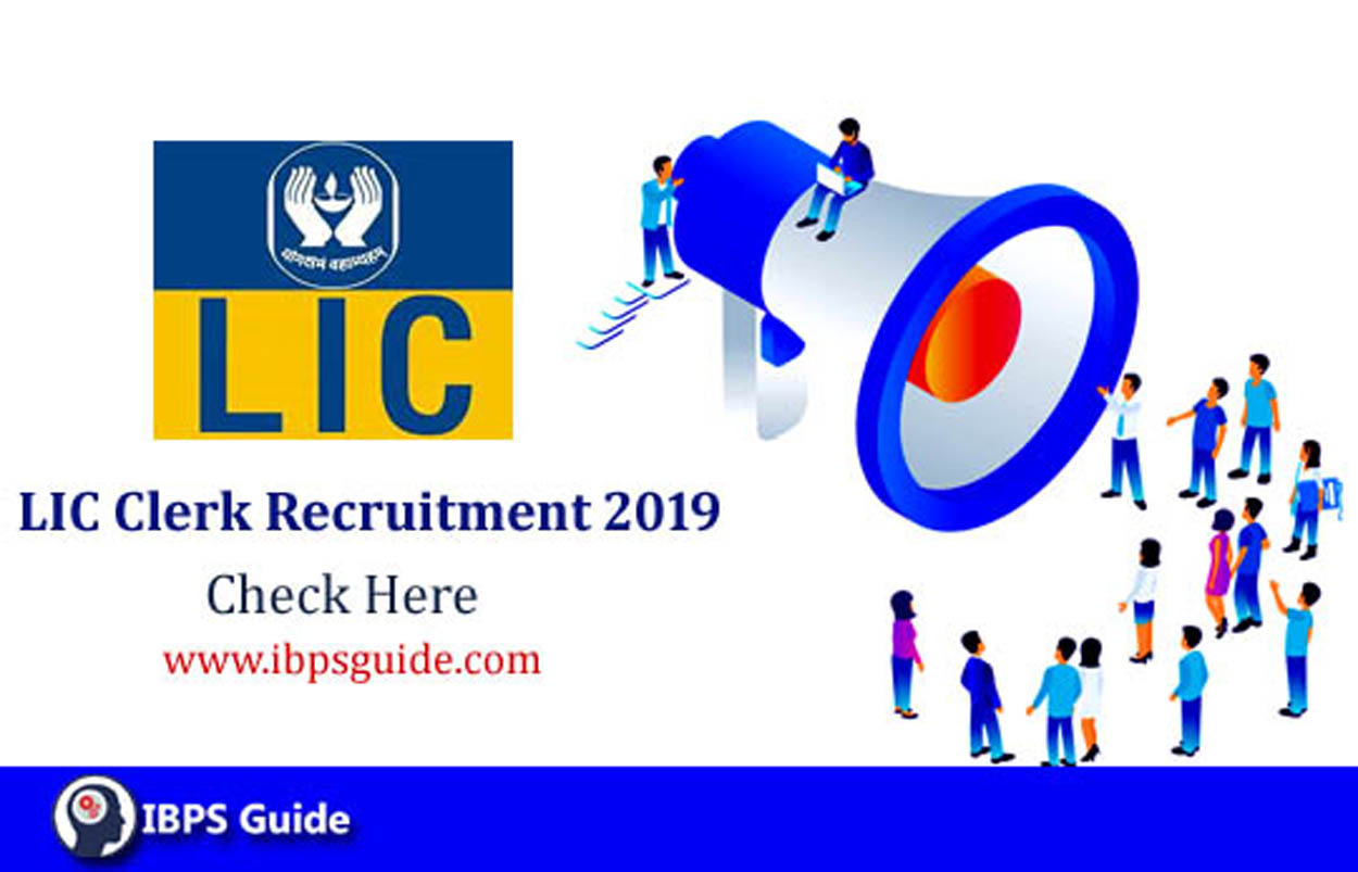 LIC Clerk Recruitment 2019: Last Date To Apply Online For ... on office filing jobs, quick jobs, packing jobs, pastry jobs,