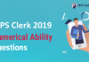 IBPS / LIC Clerk Prelims Quantitative Aptitude Questions 2019 (Day-03)