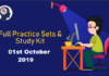 Gear Up Competitive Exam Preparation – 01 October 2019 | Daily Posts
