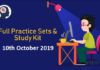 Gear Up Competitive Exam Preparation – 10th October 2019 | Daily Posts