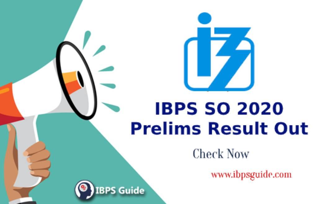 Ibps so score card 2020