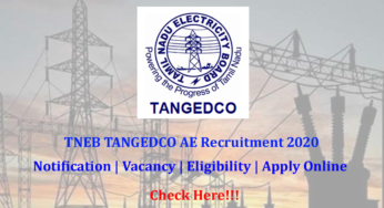 Image result for tneb recruitment 2020 notification