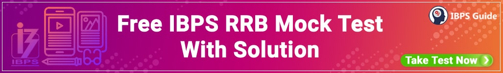 ibps rrb mock test 2020