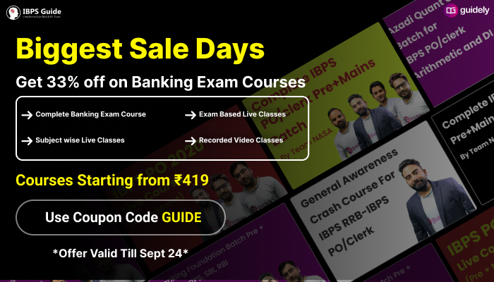 IBPS RRB PO/CLERK Video Class 2020