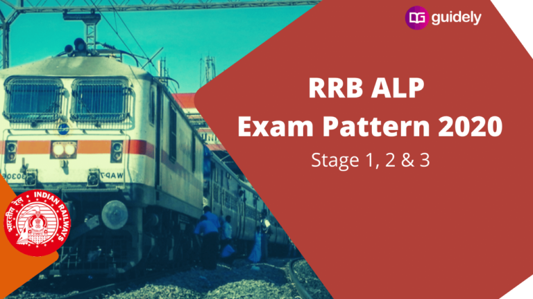 RRB ALP Exam Pattern 2020: Complete Exam Pattern for All Stages