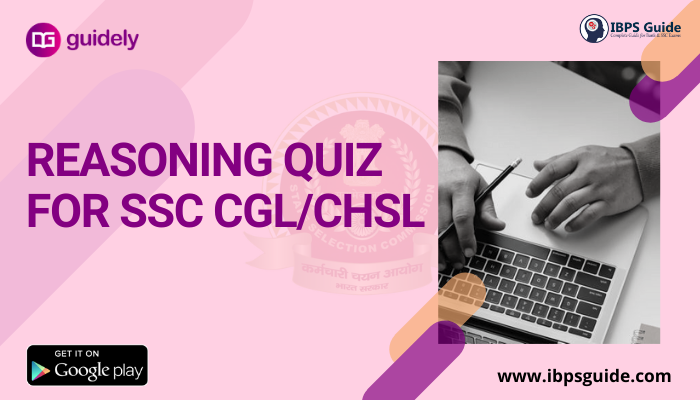 SSC Reasoning Ability Practice Questions (Day-74)