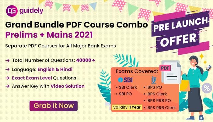 SBI PO PDF