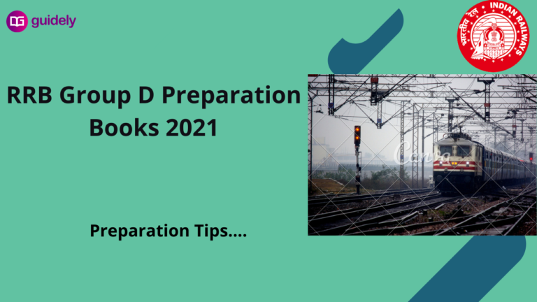RRB Group D Preparation Books 2021: Section-wise RRB Group D Preparation Books with Tips