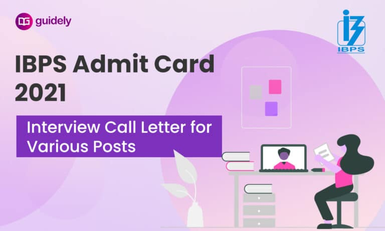 IBPS Admit Card 2021: Interview Call Letter for Analyst Programmer & IT Engineer