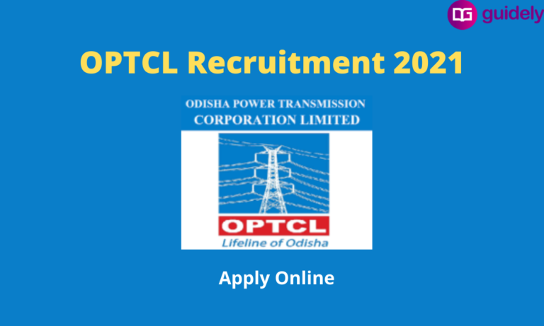 OPTCL Recruitment 2021: Apply Online For Management Trainee (MT) Posts