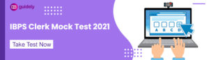 ibps clerk mock test 2021